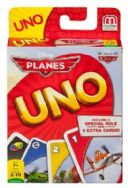 Disney Planes Uno Card Game
